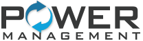 Power management logo